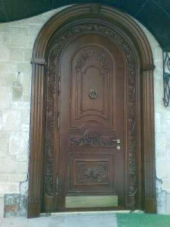 Подробнее о дверях