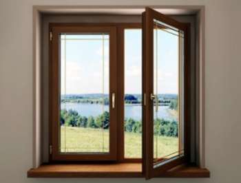 Деревянные окна – экология жизни