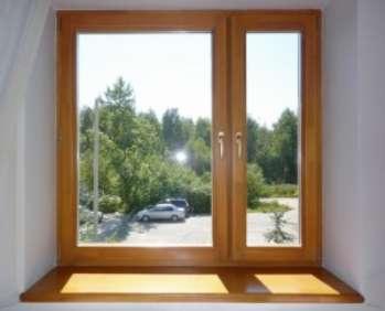 Особенности деревянных окон